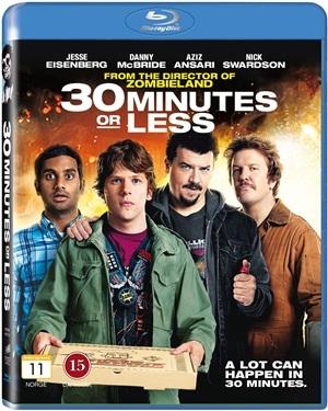30 Minutes or Less (2011)  hos WEBHALLEN.com