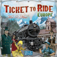 Ticket To Ride - Europe (Days of Wonder)
