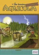 Agricola: Farmers of the Moor (Z-Man Games)