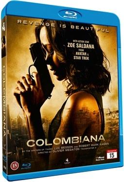 Colombiana (2011)  hos WEBHALLEN.com