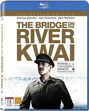 Bron över floden Kwai (1957)  hos WEBHALLEN.com