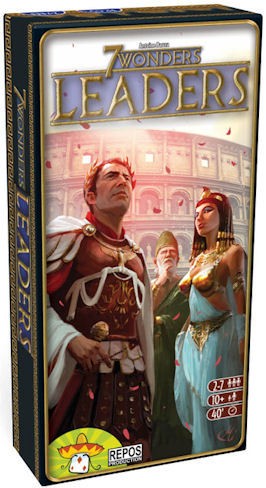 7 Wonders - Leaders (Nordic)