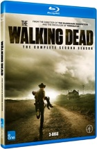 The Walking Dead - S�song 2 (Blu-ray)