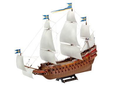 Vägglampor Båt : Revell båt swedish regal ship vasa webhallen