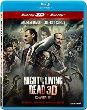 Night of the Living Dead: Re-Animation (3D + 2D) (2012)  hos WEBHALLEN.com
