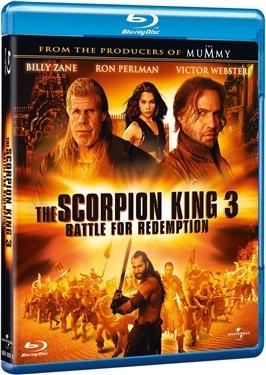 The Scorpion King 3 - Battle for Redemption (2012)  hos WEBHALLEN.com