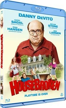 Housebroken (2009)  hos WEBHALLEN.com