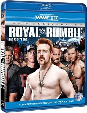 WWE - Royal Rumble 2012  hos WEBHALLEN.com