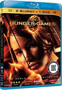 Hungerspelen (2012)  hos WEBHALLEN.com