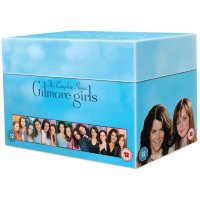 Gilmore Girls - Complete Season 1-7 (UK import)