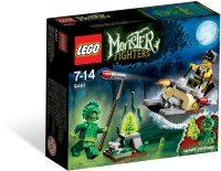 LEGO Monster Fighters - Tr�skmonstret 9461