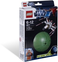 LEGO Star Wars - X-wing Starfighter & Yavin 4 9677