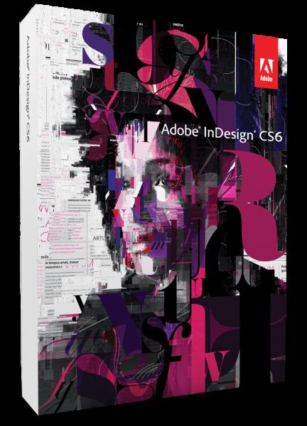 indesign cs6 mac