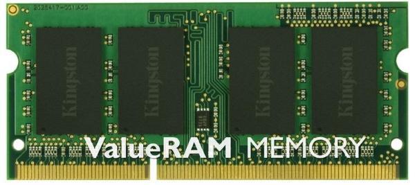 Kingston 8GB (1x8GB) / 1333MHz / DDR3 / CL9 / KVR1333D3S9/8G