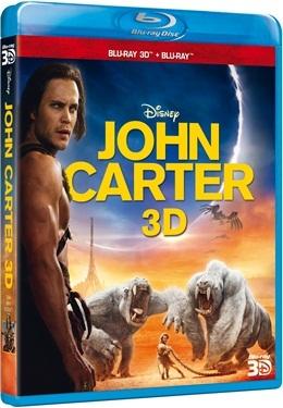 John Carter (3D) (2012)  hos WEBHALLEN.com