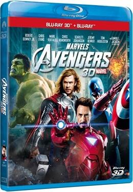 The Avengers (3D) (2012)  hos WEBHALLEN.com