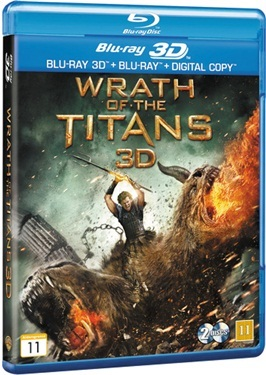 Wrath of the Titans (3D) (2012)  hos WEBHALLEN.com