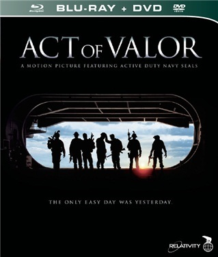 Act of Valor (BD + DVD) (2012)  hos WEBHALLEN.com