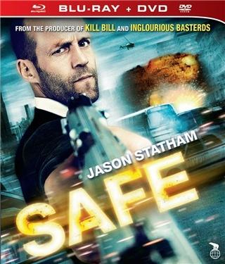Safe (2012)  hos WEBHALLEN.com