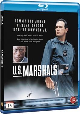 U.S. Marshals (1998)  hos WEBHALLEN.com