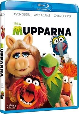 Mupparna (2011)  hos WEBHALLEN.com