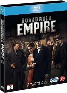 Boardwalk Empire - Säsong 2  hos WEBHALLEN.com