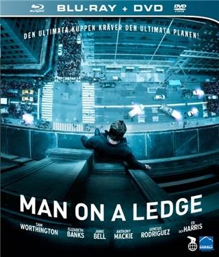 Man on a Ledge (2012)  hos WEBHALLEN.com
