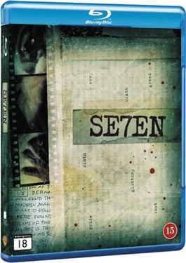 Seven (1995)  hos WEBHALLEN.com