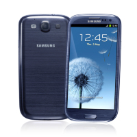 Samsung GT-i9300 Galaxy S III ( 3 ) - Metallic / Pebble Blue