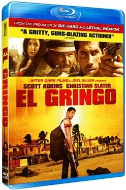 El Gringo (2012)  hos WEBHALLEN.com