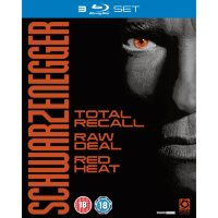 Schwarzenegger Collection (Total Recall/ Red Heat/ Raw Deal) (Blu-ray)