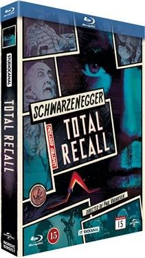 Total Recall - Comic Book Collection (1990)  hos WEBHALLEN.com