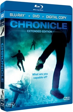 Chronicle (BD + DVD) (2012) hos WEBHALLEN.com