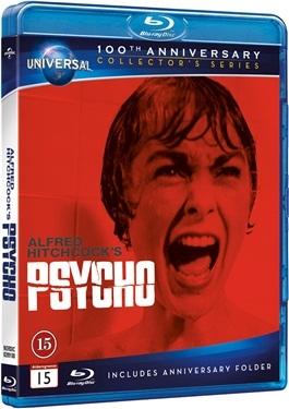 Psycho - Universal 100th Anniversary Edition (1960)  hos WEBHALLEN.com