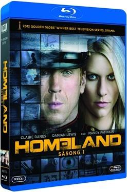Homeland - Säsong 1  hos WEBHALLEN.com