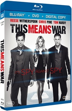 This Means War (BD + DVD) (2012)  hos WEBHALLEN.com