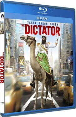 The Dictator (BD) (2012) hos WEBHALLEN.com