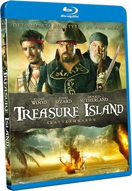Treasure Island (2012)  hos WEBHALLEN.com
