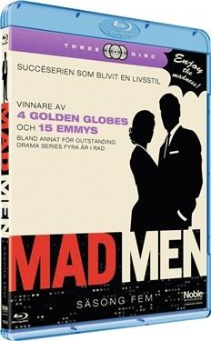 Mad Men - Säsong 5 (2012)  hos WEBHALLEN.com