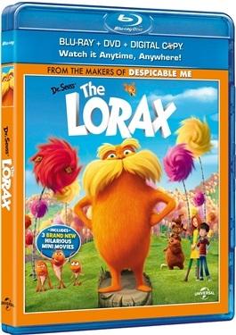 Lorax (2012)  hos WEBHALLEN.com