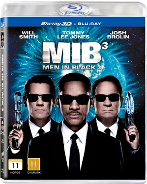 Men in Black 3 (3D) (2012)  hos WEBHALLEN.com
