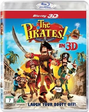 Piraterna! (3D) (2012)  hos WEBHALLEN.com