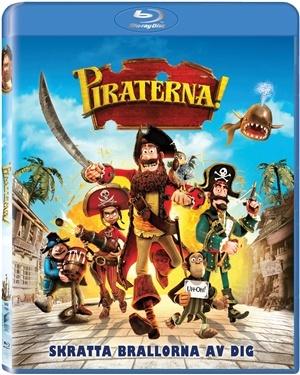 Piraterna! (2012)  hos WEBHALLEN.com