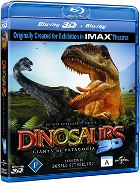 Dinosaurs: Giants of Patagonia (3D) (2007)  hos WEBHALLEN.com