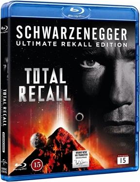 Total Recall - Ultimate Edition (1990)  hos WEBHALLEN.com