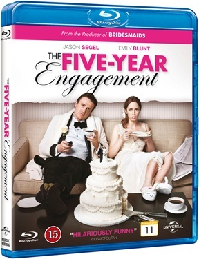 The Five-Year Engagement (2012)  hos WEBHALLEN.com
