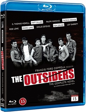 The Outsiders - Collector's Edition (1983)  hos WEBHALLEN.com