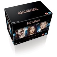 Battlestar Galactica: The Complete Series (UK import)