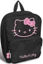 Hello Kitty - Glitter Bow Ryggs�ck Medium