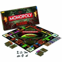 Star Trek Klingon Monopoly Collector's Edition